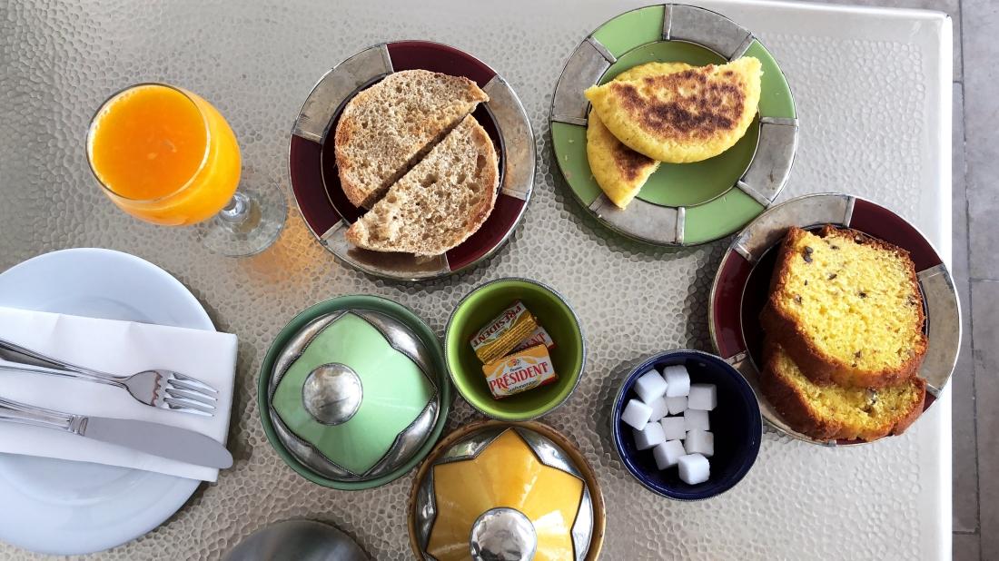 Breakfast in Few