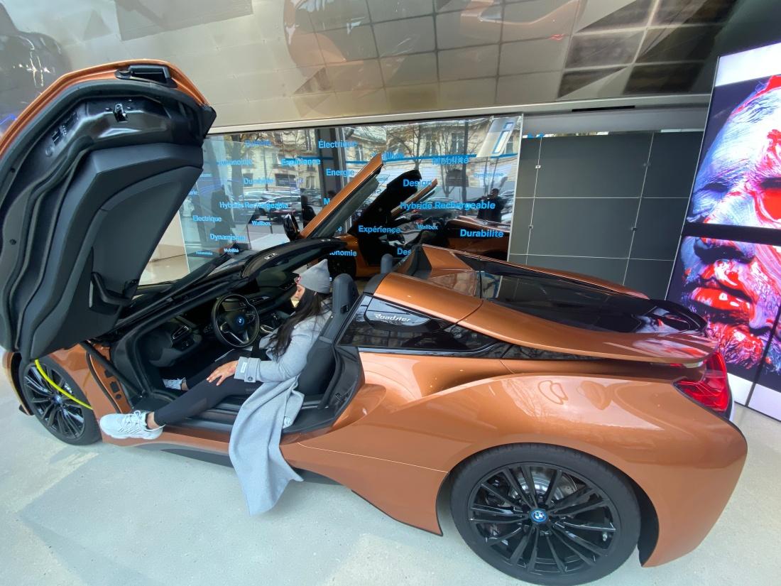 BMW i8 Cabriolet