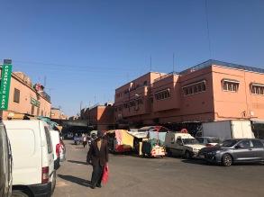 Outside the Medina.